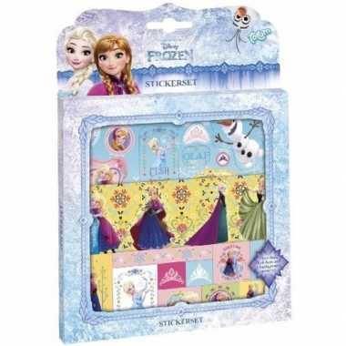 Disney frozen film stickers 30 stuks