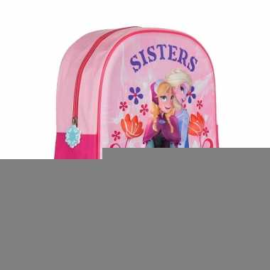 Disney frozen rugzak 3d sisters forever