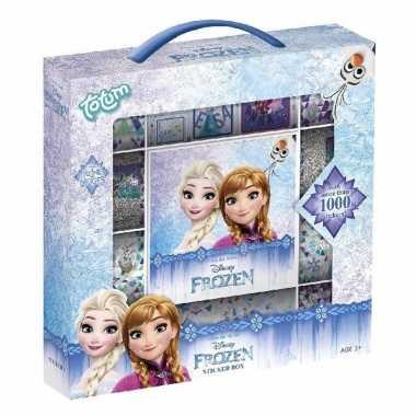 Disney frozen stickers 1000 stuks