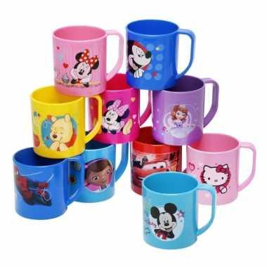 Disney princess drinkbeker lichtroze