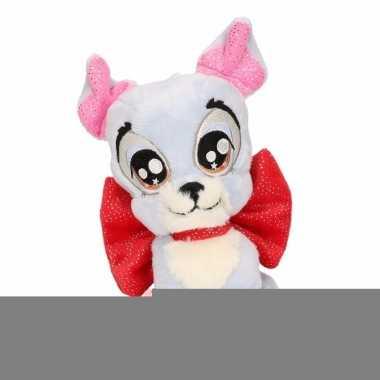 Disney vagebond hondje knuffel 17 cm