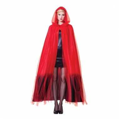 Dracula cape ombre voor volwassenen