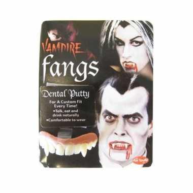 Dracula feest gebitten