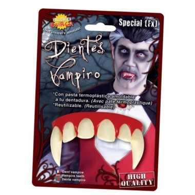 Dracula feest gebitten voor volwassenen