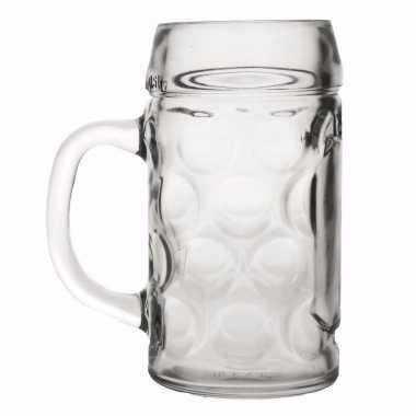 Duitse bierpullen 0,4 liter