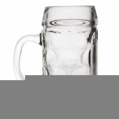Duitse bierpullen 0,5 liter 6 st