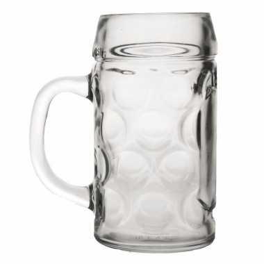 Duitse bierpullen 0,5 liter
