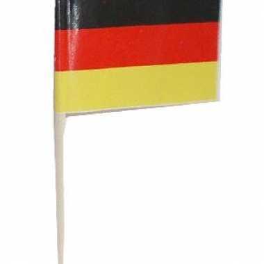 Duitse cocktailprikkers 50 stuks