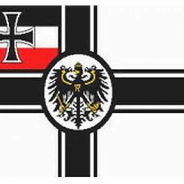Duitse eerste wereld oorlog vlag