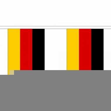 Duitse versiering vlaggenlijn 9 meter