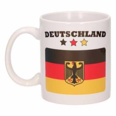 Duitse vlag theebeker