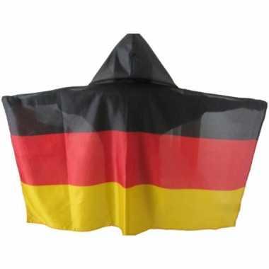 Duitsland regenponcho