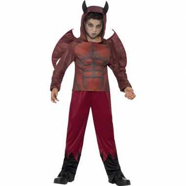 Duivel outift voor kinderen