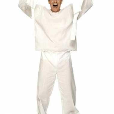Dwangbuis patient kostuum