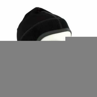 Eengaats helm bivakmuts fleece