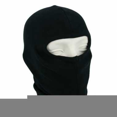 Eengaats helm bivakmuts