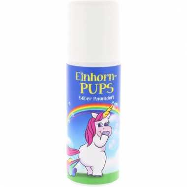 Eenhoorn poep spray 50ml