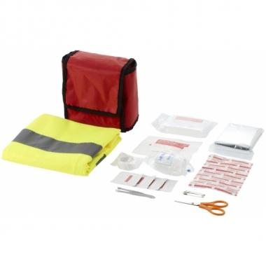 Eerste hulp kit voor in de auto 20-delig