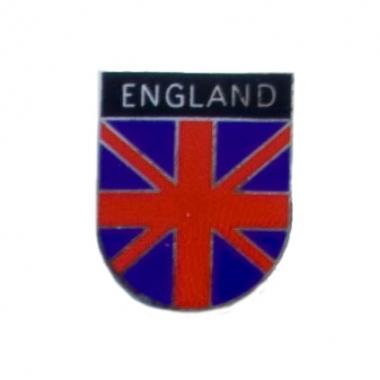 Engelse vlag pin