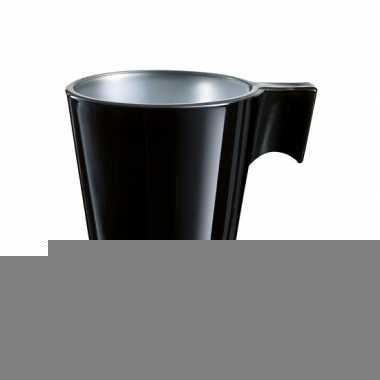Espresso kopje zwart