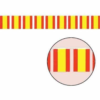 Extra lange vlaggenlijn van spanje 50 m
