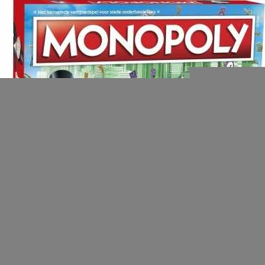 Familie spellen monopoly