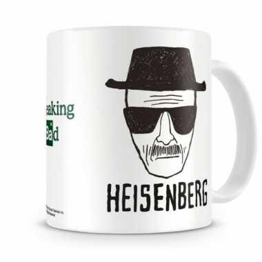 Fan koffiemok breaking bad heisenberg