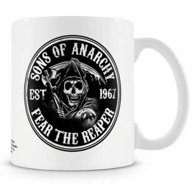 Fan koffiemok sons of anarchy reaper