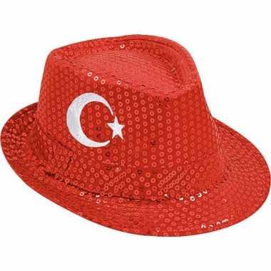 Fans hoed turkije