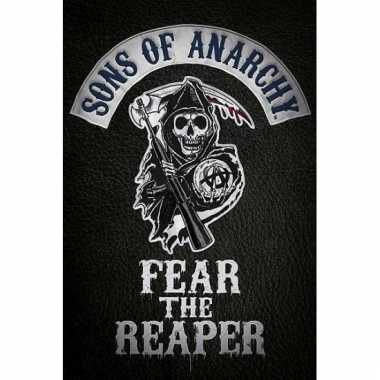 Feest versiering sons of anarchy poster
