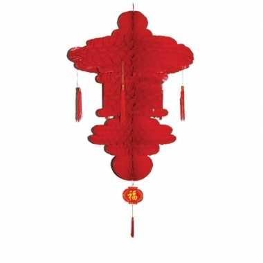 Feestartikelen chinese decoratie