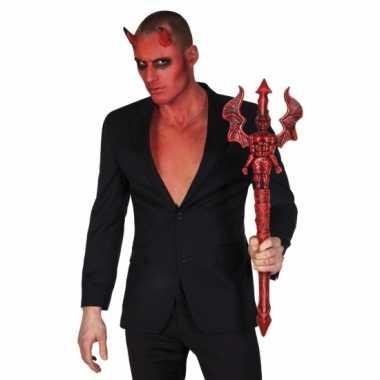 Feestartikelen duivel drietand 73 cm