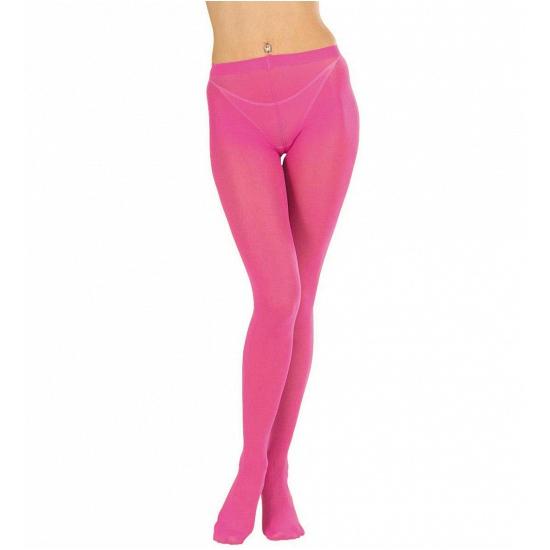 Fel roze dames panty's