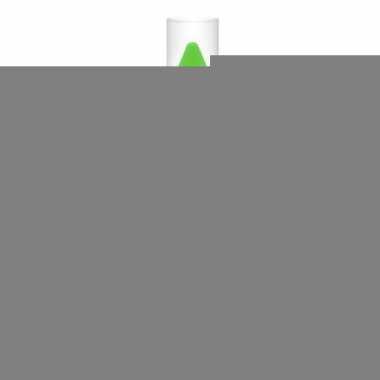 Felgroene schmink stift glow in the dark