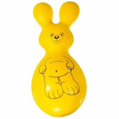 Figuur ballonnen teddybeer