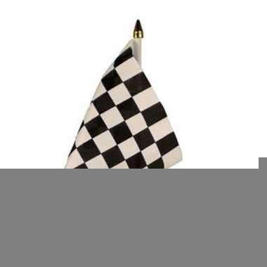 Finish vlaggetje met stokje