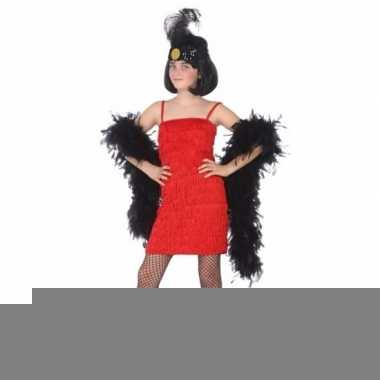 Flapper/garconne verkleedkleding voor kinderen