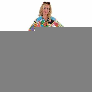 Flower power kleding dames