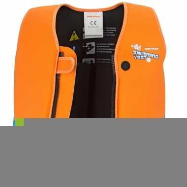 Fluor oranje zwemvest 1-3 jaar