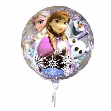 Folie ballon frozen 54 cm