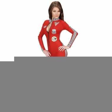 Formule 1 catsuit voor dames