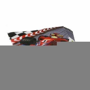 Formule 1 servetten 20 stuks
