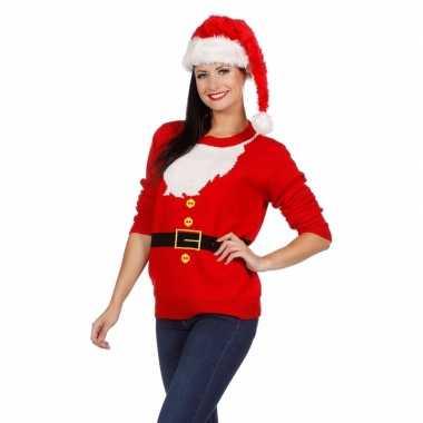 Foute kerstman truien voor dames