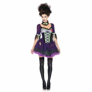 Frankensteins bruid kostuum