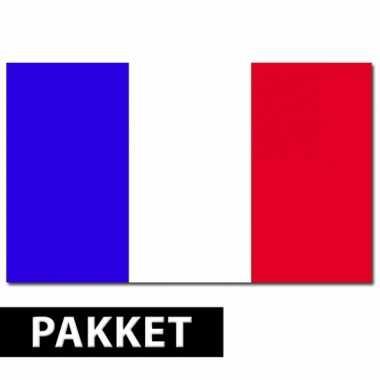 Frankrijk thema artikelen pakket