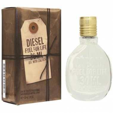 Fuel for life voor heren 50 ml