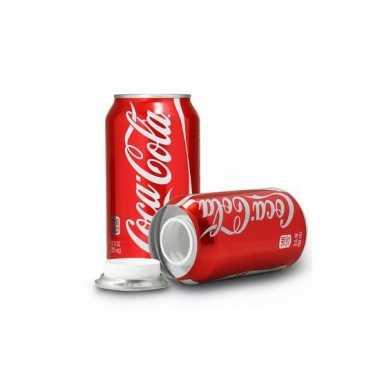 Geheime coca cola spaarpot