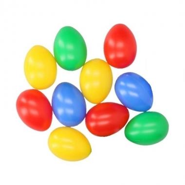 Gekleurde eieren 10 stuks