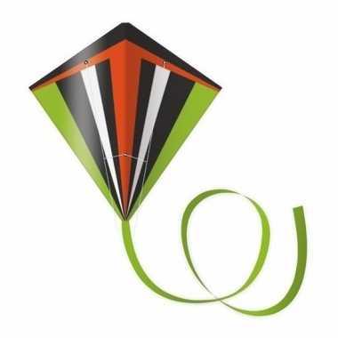 Gekleurde vlieger voor kinderen pijl