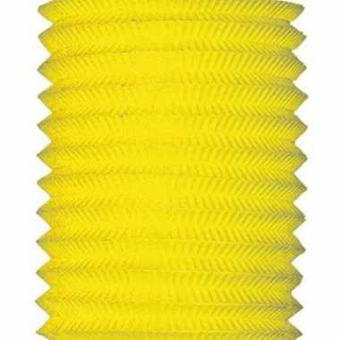 Gele treklampion 16 cm diameter